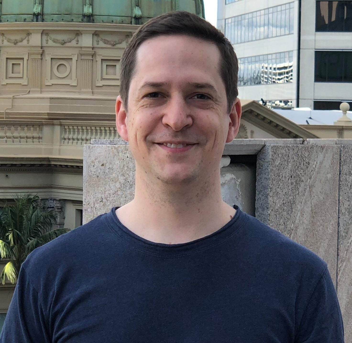 Andrew Moore Senior Developer OneModel