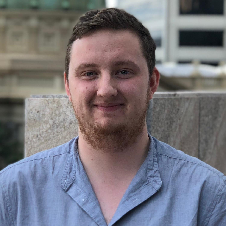 Jason Symons Software Engineer One Model