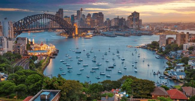 One Model Opens New Data Center in Sydney, Australia
