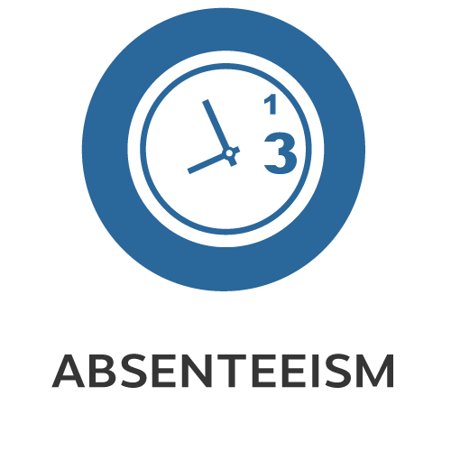 Absenteeism Icon