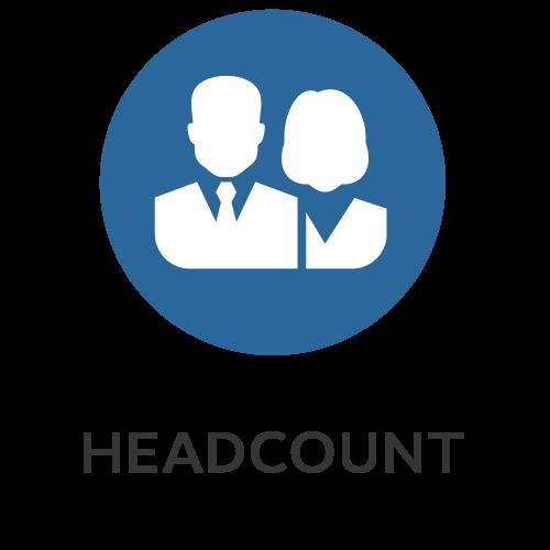 Headcount Icon