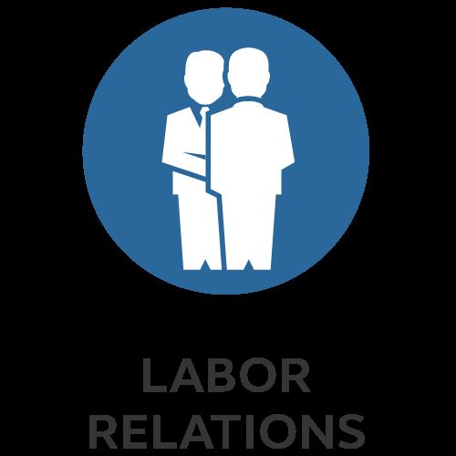 Labor Relations Icon