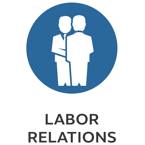 Labor Relations Icon