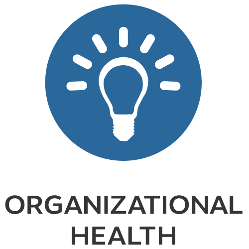 Organizational Health Icon