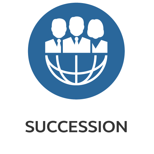 Succession Icon